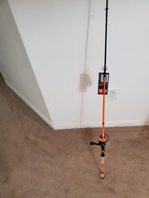 Fishing rod and reel abu garcia max combo for Sale in Fort Lauderdale, FL