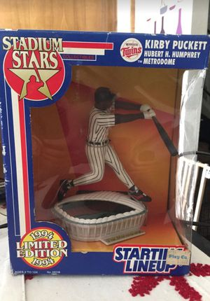 Kirby Puckett Action Figure for Sale in Chino, CA