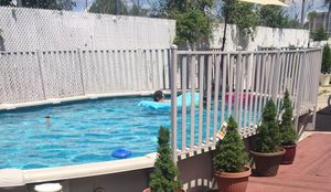 Pool fence for free for Sale in Staten Island, NY