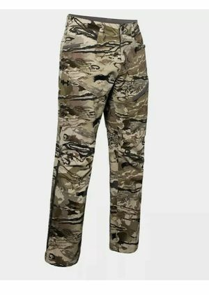 Under Armour UA Grit Storm Pants Scent Control Barren Camo 1347443 999 Men's 32 for Sale in French Creek, WV