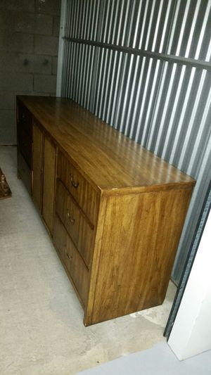 Solid wood dresser for Sale in Tempe, AZ