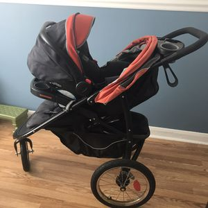 Graco Fast Action Jogger click connect for Sale in Towson, MD