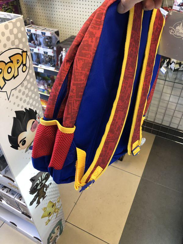 SPIDER-MAN BACKPACK - Official Disney Store Item