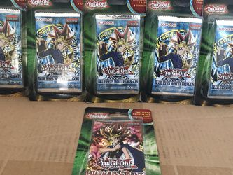 YuGiOh PACKS!! for Sale in Aurora,  CO