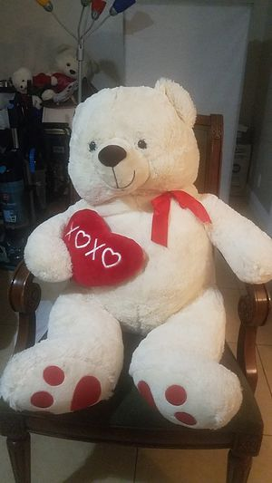Teddy love bear for Sale in West Palm Beach, FL