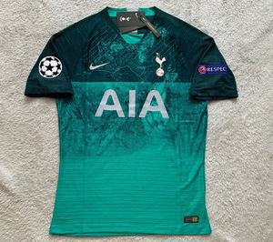 Harry Kane #10 - Tottenham Hotspur Soccer Team - Brand New Men's Away Green Champions League 2018 / 2019 Player Version Jersey - Size S / M / L for Sale in Chicago, IL