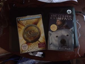 The Golden Compass Book and DVD movie for Sale in Washington, DC