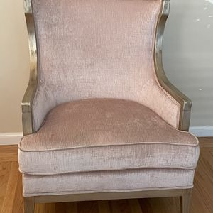 Pier 1 Melina Champagne Blush Wingchair for Sale in San Jose, CA