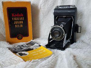 Kodak vigilant junior six-20 camera for Sale in Des Moines, WA