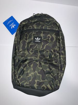 Adidas Camo backpack for Sale in Warwick, NY