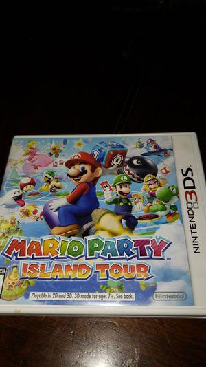Mario party 3DS for Sale in San Antonio, TX