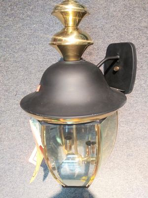 Metal Lantern Chrome Design with Flameless Candle for Sale in Miami, FL