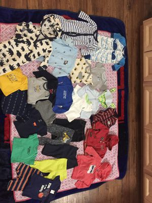 Like New 6 M baby boy clothes for Sale in New York, NY