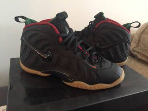 *BRAND NEW Nike Gucci Foamposite (youth SZ 6)* for Sale in Chantilly, VA
