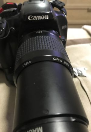 Cannon zoom lens. For trade. for Sale in Phoenix, AZ