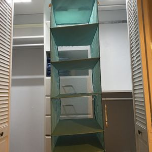 Hanging Closet Organizer for Sale in North Babylon, NY