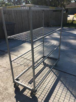 Rolling cart for Sale in Loxahatchee, FL