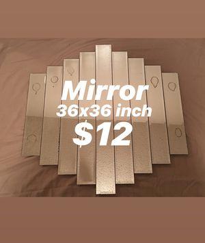 WALL MIRROR DECOR for Sale in San Antonio, TX