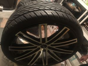 22'inch rims for Sale in Baltimore, MD