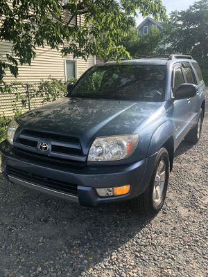 toyota 4 runner 2003 140 miles 4x4 v6 clean title for Sale in Brockton, MA