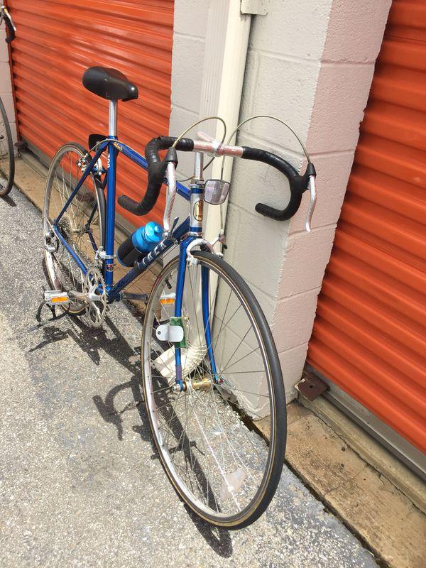 Trek elance 300 vintage road racing bike/12-speed/58cm
