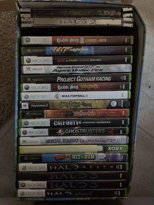 Xbox/Xbox 360 games for Sale in Davie, FL
