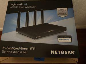 NetGear Nighthawk X8 for Sale in San Diego, CA