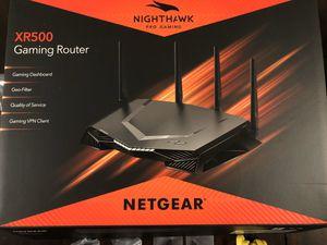 Netgear Nighthawk Router for Sale in Riverside, CA