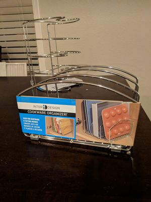 Cookware organizer for Sale in Denver, CO