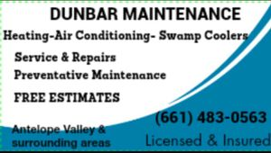 AIR CONDITIONING for Sale in Lancaster, CA