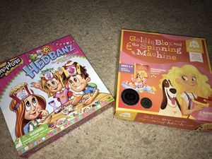 Games for kids. Like new condition for Sale in Tampa, FL