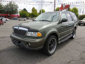 2001 Lincoln Navigator for Sale in Everett, WA