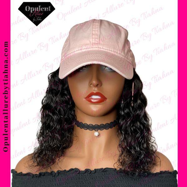Wig Hat (Virgin Hair)