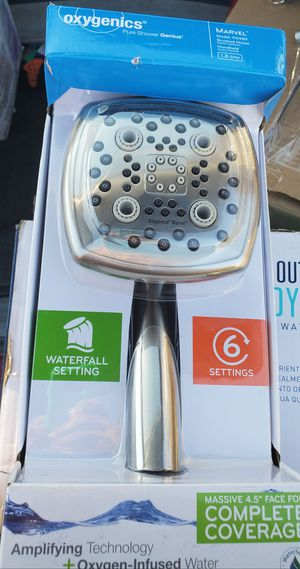 Oxygenics pure shower genius for Sale in Vallejo, CA