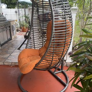 NEW Panama Jack Outdoor Wicker Cushion Swing Columpio for Sale in Miami, FL