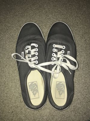 Grey Vans Size 8 Women's for Sale in Ocala, FL