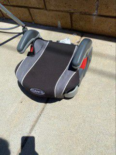 Booster and car seat. for Sale in Orange, CA
