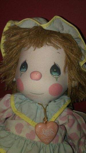 Precious Moments Donny Doll 1985 w/tags for Sale in Rochester, MI