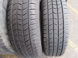 2657516 used tires all weather firestone primewell for Sale in Aurora, IL