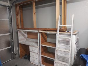 Bunk Bed Frame Set for Sale in Goodyear, AZ