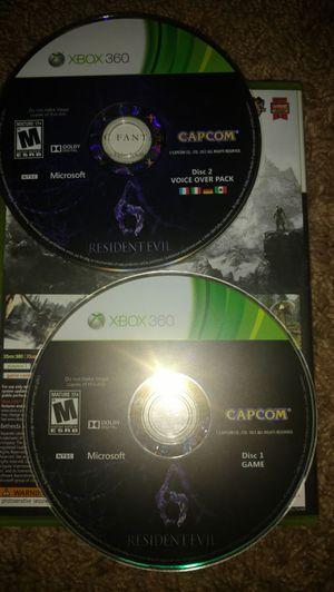 Resident evil 6 Xbox 360 for Sale in Casa Grande, AZ