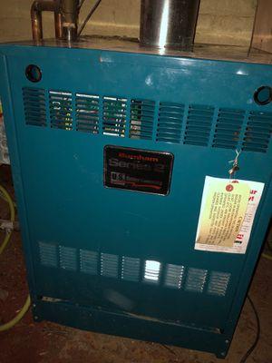 Burnham boiler / water heater for Sale in Silver Spring, MD