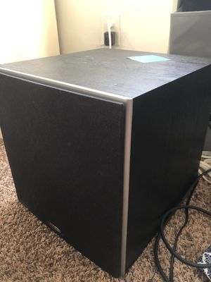 Polk Audio Subwoofer for Sale in Culver City, CA