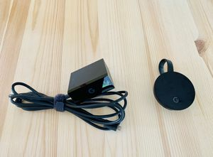 Chromecast Ultra 4K for Sale in Bolingbrook, IL