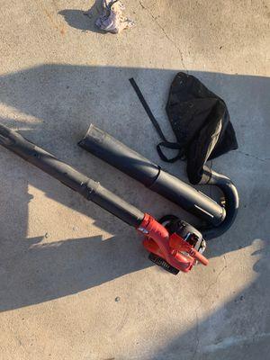Homelite leaf blower/vacuum for Sale in Riverside, CA