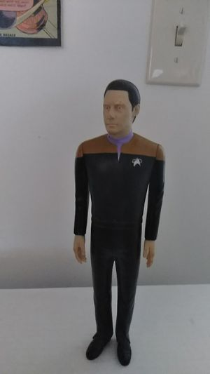 """Star Trek *Lieutenant Data 10"""" action figure for Sale in Shelton, CT"""