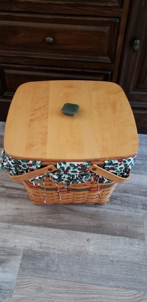 Large longaberger basket for Sale in Sacramento, CA
