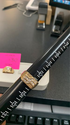 14k ring size 11 for Sale in Houston, TX