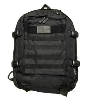 Brand NEW! Large Black Tactical Molle Backpack For Everyday Use/Work/Traveling/Outdoors/Hiking/Biking/Camping/Hunting/Paintball/Sports/Gym for Sale in Carson, CA