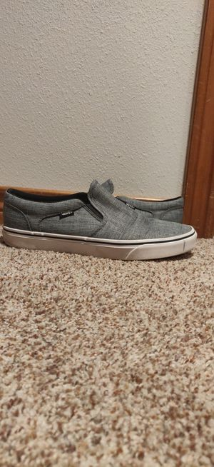 Vans slip on shoes Size 11 for Sale in West Linn, OR
